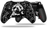 Anarchy - Decal Style Skin fits Microsoft XBOX One ELITE Wireless Controller