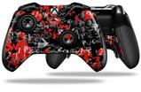 Emo Graffiti - Decal Style Skin fits Microsoft XBOX One ELITE Wireless Controller