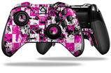 Pink Graffiti - Decal Style Skin fits Microsoft XBOX One ELITE Wireless Controller