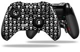 Skull and Crossbones Pattern - Decal Style Skin fits Microsoft XBOX One ELITE Wireless Controller