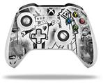 Robot Love - Decal Style Skin fits Microsoft XBOX One X and One S Wireless Controller
