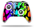Rainbow Leopard - Decal Style Skin fits Microsoft XBOX One X and One S Wireless Controller