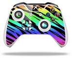 Tiger Rainbow - Decal Style Skin fits Microsoft XBOX One X and One S Wireless Controller