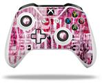Skin Wrap for Microsoft XBOX One S / X Controller Grunge Love