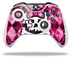 Skin Wrap for Microsoft XBOX One S / X Controller Pink Bow Princess