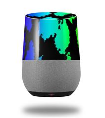 Decal Style Skin Wrap for Google Home Original - Rainbow Leopard (GOOGLE HOME NOT INCLUDED)
