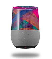 Decal Style Skin Wrap for Google Home Original - Painting Brush Stroke (GOOGLE HOME NOT INCLUDED)