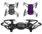 Skin Decal Wrap 2 Pack for DJI Ryze Tello Drone Zebra DRONE NOT INCLUDED