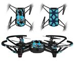 Skin Decal Wrap 2 Pack for DJI Ryze Tello Drone SceneKid Blue DRONE NOT INCLUDED