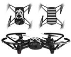 Skin Decal Wrap 2 Pack for DJI Ryze Tello Drone Anarchy DRONE NOT INCLUDED