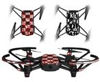 Skin Decal Wrap 2 Pack for DJI Ryze Tello Drone Insults DRONE NOT INCLUDED
