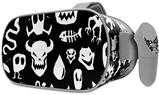 Decal style Skin Wrap compatible with Oculus Go Headset - Monsters (OCULUS NOT INCLUDED)