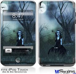 iPod Touch 2G & 3G Skin - Kathy Gold - Little Miss Muffet1