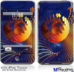 iPod Touch 2G & 3G Skin - Genesis 01