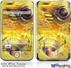 iPod Touch 2G & 3G Skin - Golden Breasts