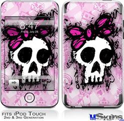 iPod Touch 2G & 3G Skin - Sketches 3