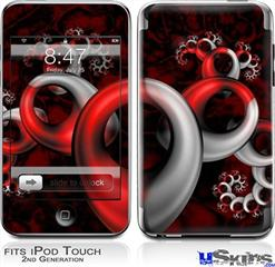 iPod Touch 2G & 3G Skin - Circulation