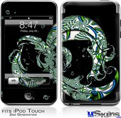 iPod Touch 2G & 3G Skin - Dragon4