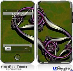 iPod Touch 2G & 3G Skin - Cs3