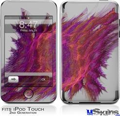 iPod Touch 2G & 3G Skin - Crater