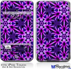 iPod Touch 2G & 3G Skin - Daisy Pink