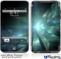 iPod Touch 2G & 3G Skin - Shards