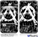 iPod Touch 2G & 3G Skin - Anarchy