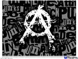 "Poster 24""x18"" - Anarchy"