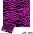 Sony PS3 Slim Skin - Pink Zebra