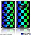 LG enV2 Skin - Rainbow Checkerboard