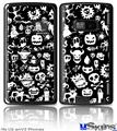 LG enV2 Skin - Monsters