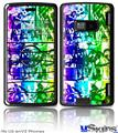 LG enV2 Skin - Rainbow Graffiti