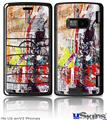 LG enV2 Skin - Abstract Graffiti