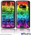 LG enV2 Skin - Cute Rainbow Monsters