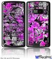 LG enV2 Skin - Butterfly Graffiti