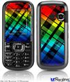 LG Rumor 2 Skin - Rainbow Plaid