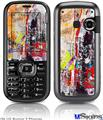LG Rumor 2 Skin - Abstract Graffiti