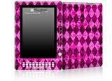 Pink Diamond - Decal Style Skin for Amazon Kindle DX