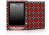 Goth Punk Skulls - Decal Style Skin for Amazon Kindle DX