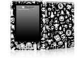 Monsters - Decal Style Skin for Amazon Kindle DX