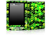 Skull Camouflage - Decal Style Skin for Amazon Kindle DX