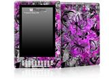 Butterfly Graffiti - Decal Style Skin for Amazon Kindle DX