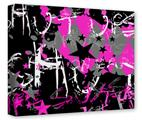 Gallery Wrapped 11x14x1.5  Canvas Art - Scene Kid