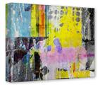 Gallery Wrapped 11x14x1.5  Canvas Art - Graffiti Pop