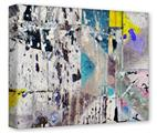 Gallery Wrapped 11x14x1.5  Canvas Art - Urban Graffiti