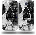 Urban Skull - Decal Style Skin (fits Samsung Galaxy S IV S4)